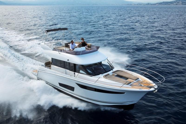 Used Jeanneau Velasco 43F Cruiser Boat For Sale