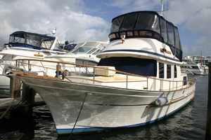 Used Hershine Newburyport Trawler Boat For Sale