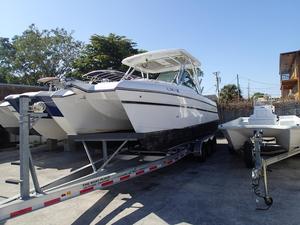 Used Glacier Bay 2740 Dual Console Dual Console Boat For Sale