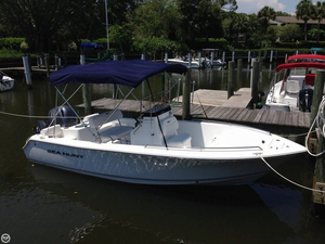 Used Sea Hunt Triton 188 Center Console Fishing Boat For Sale