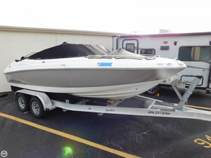 Used Chaparral 204SSI Bowrider Boat For Sale