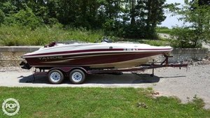 Used Tahoe 215xi Deck Boat For Sale