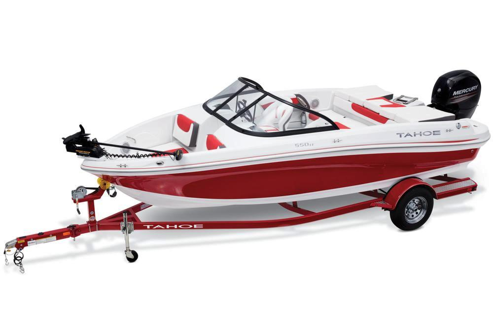 2017 new tahoe 550 tf ski and fish boat for sale 34 675 for Best fish and ski boats 2017