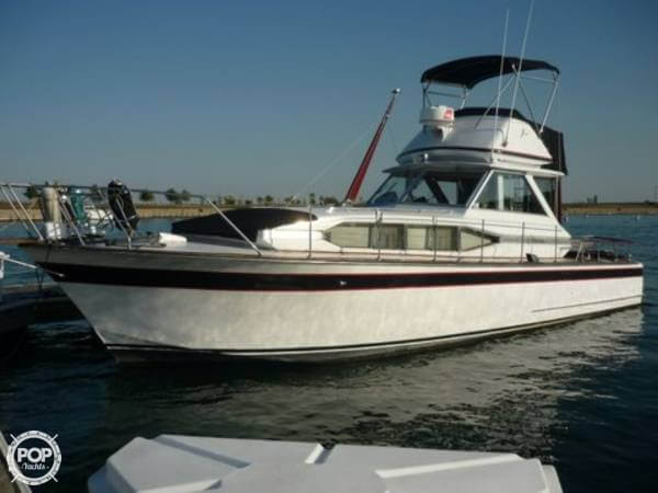 Used Chris-Craft 38 Riveria Cruiser Boat For Sale