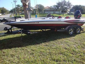 Used Triton TR21 Bass Boat For Sale