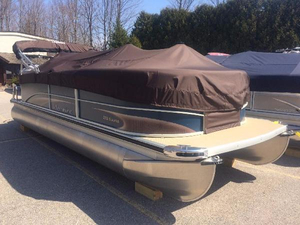 Used Premier 230 Solaris RF Pontoon Boat For Sale