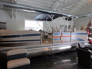 Used Premier 260 Grand Entertainer Pontoon Boat For Sale