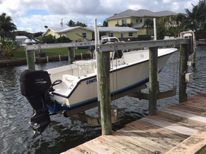 Used Contender Open Fish Center Console Fishing Boat For Sale