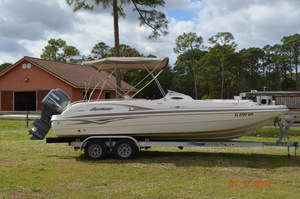 Used Hurricane 232 FUN DECK Boat For Sale