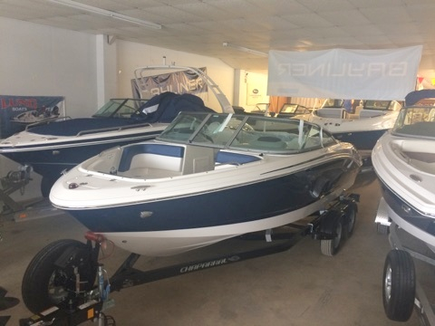 New Chaparral H2O 21 SPORT Bowrider Boat For Sale
