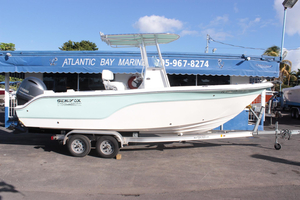 Used Sea Fox 239 CC Center Console Fishing Boat For Sale