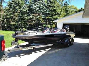 Used Triton 21 XS Elite Bass Boat For Sale