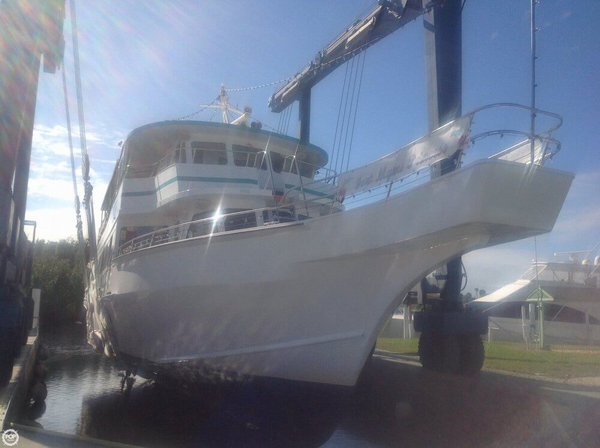 Used Lydia Yachts 66 Passenger Boat For Sale