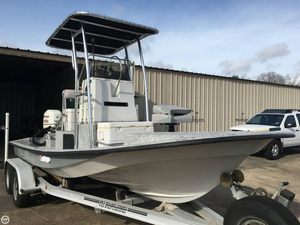 Used Gulf Coast 200 Center Console Fishing Boat For Sale