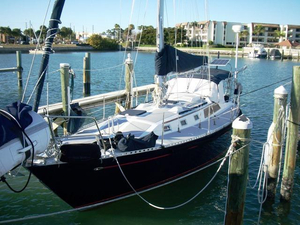 Used Valiant Esprit 37 Sloop Sailboat For Sale