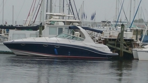 Used Four Winns 348 Express Cruiser Boat For Sale