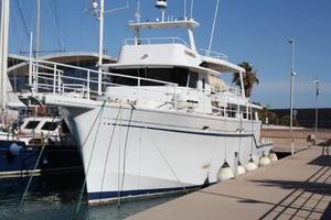 Used Atb Custom Trawler Maroc Motor Yacht For Sale
