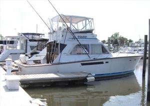 Used Egg Harbor 40 Sportfish Sports Fishing Boat For Sale