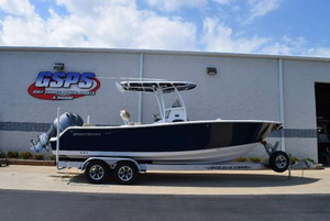 New Sportsman Boats Heritage 251 Center Console Fishing Boat For Sale