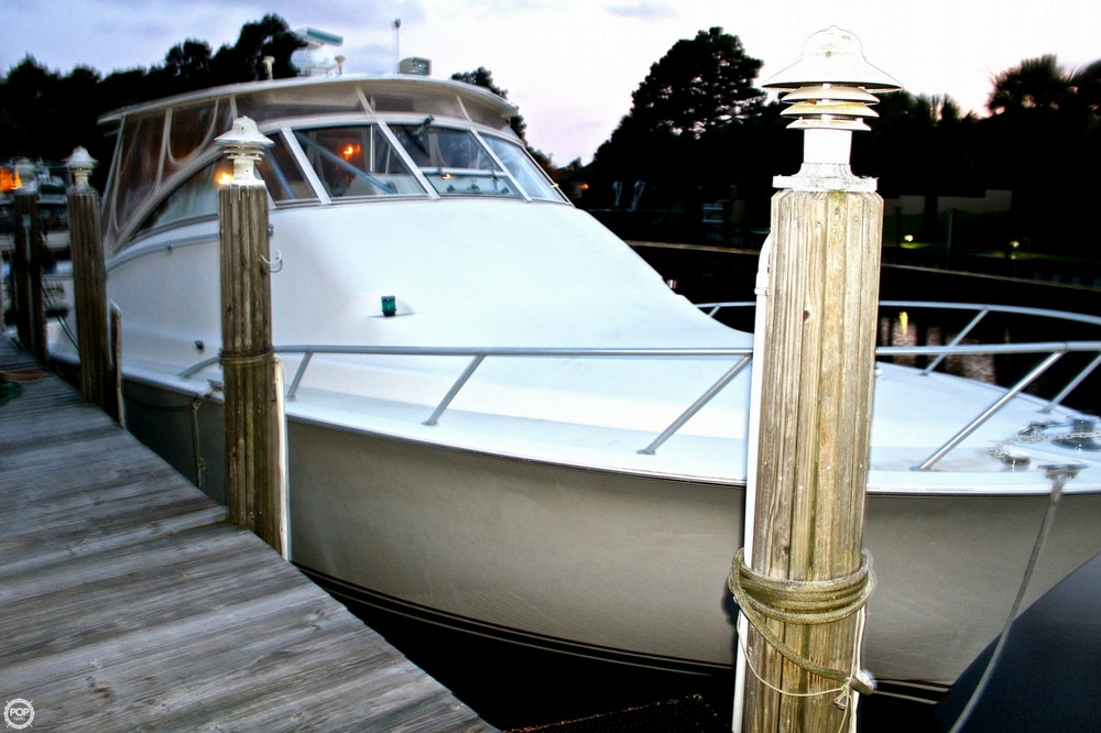 Used Ocean Yachts 40 Sport Fish Sports Fishing Boat For Sale