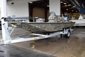 New War Eagle 961 Blackhawk CC Freshwater Fishing Boat For Sale