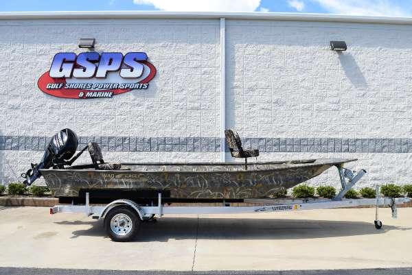 2016 new war eagle 754ldv754ldv freshwater fishing boat for Freshwater fishing boats