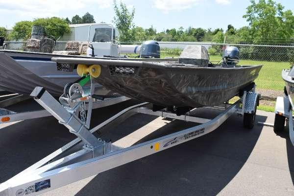 2016 new war eagle 648ldv648ldv freshwater fishing boat for Freshwater fishing boats