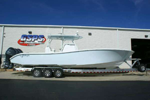 New Yellowfin 36 Center Console Fishing Boat For Sale