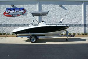 New Yamaha 190 FSH Ski and Fish Boat For Sale