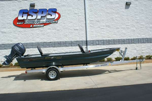 New War Eagle 754VS Freshwater Fishing Boat For Sale