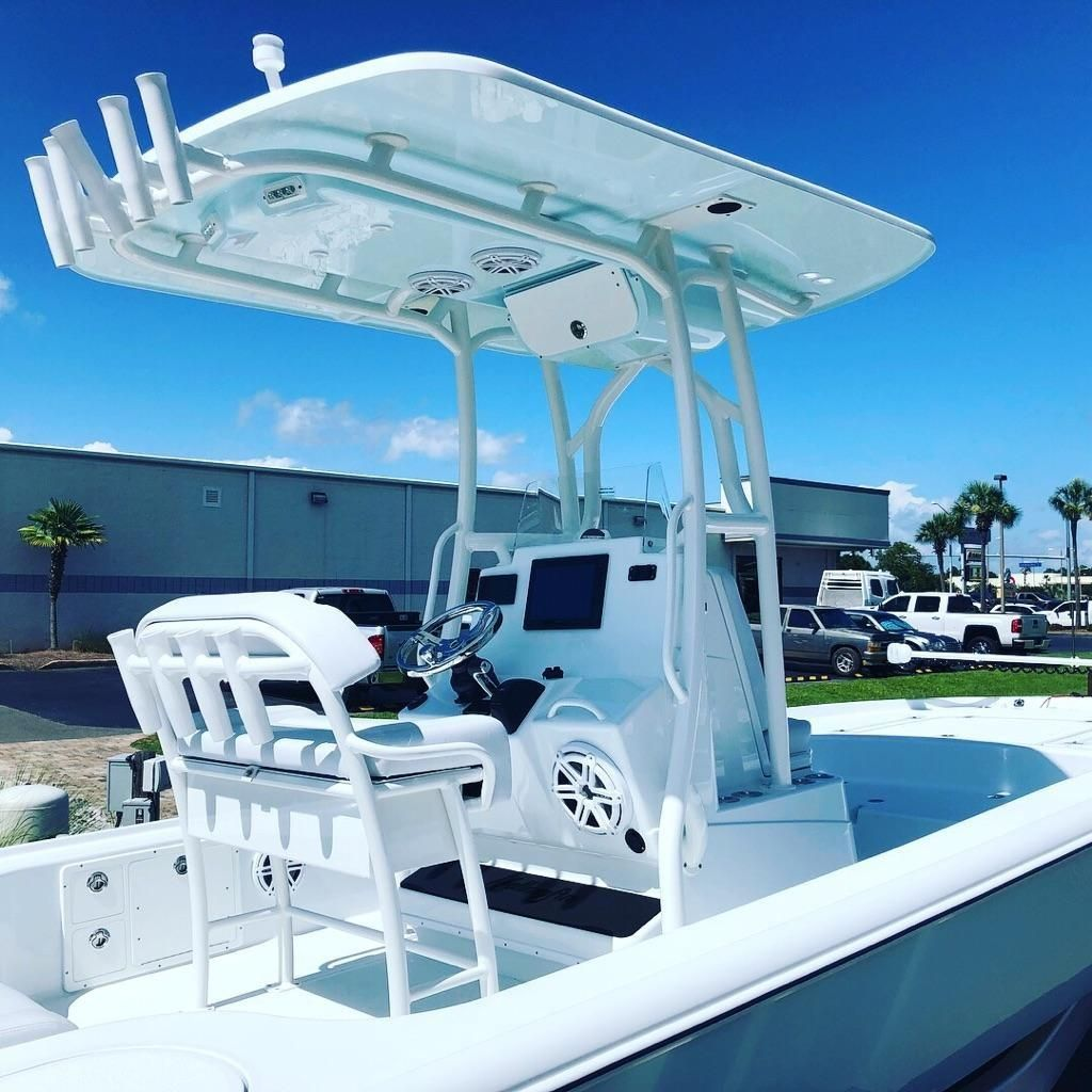 2019 New Yellowfin 24 Bay Ce24 Bay Ce Bay Boat For Sale Gulf