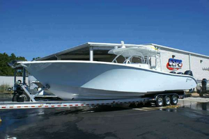 New Yellowfin Center Console Fishing Boat For Sale