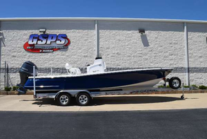 New Blackjack 256 Bay Boat For Sale