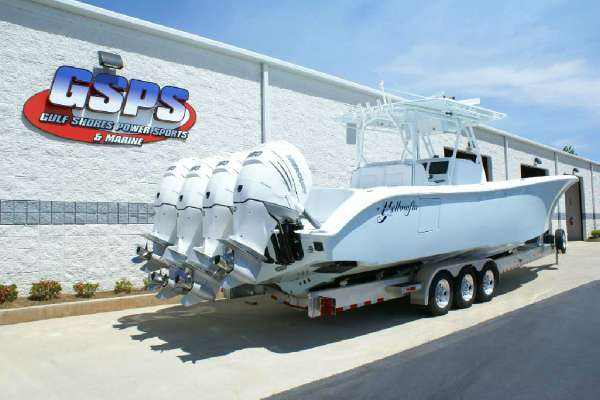 2018 new yellowfin 39 offshore center console fishing boat for Tuna fishing boats for sale