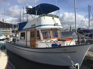 Used Chb Trawler 34 Aft Cabin Boat For Sale