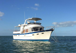 Used Defever Sundeck Motoryacht Aft Cabin Boat For Sale