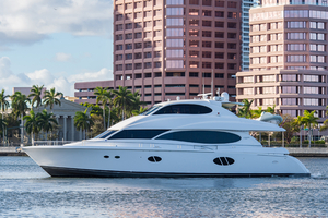Used Lazzara Flybrige Motor Yacht For Sale