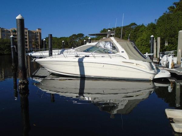 Used Sea Ray 360 Sundancer Cruiser Boat For Sale