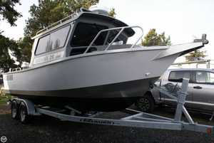 Used North River Seahawk OS 2300C Pilothouse Boat For Sale