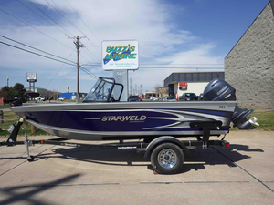 New Starweld 1600 DC Aluminum Fishing Boat For Sale