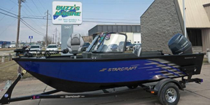 New Starcraft Renegade 168 DC Aluminum Fishing Boat For Sale