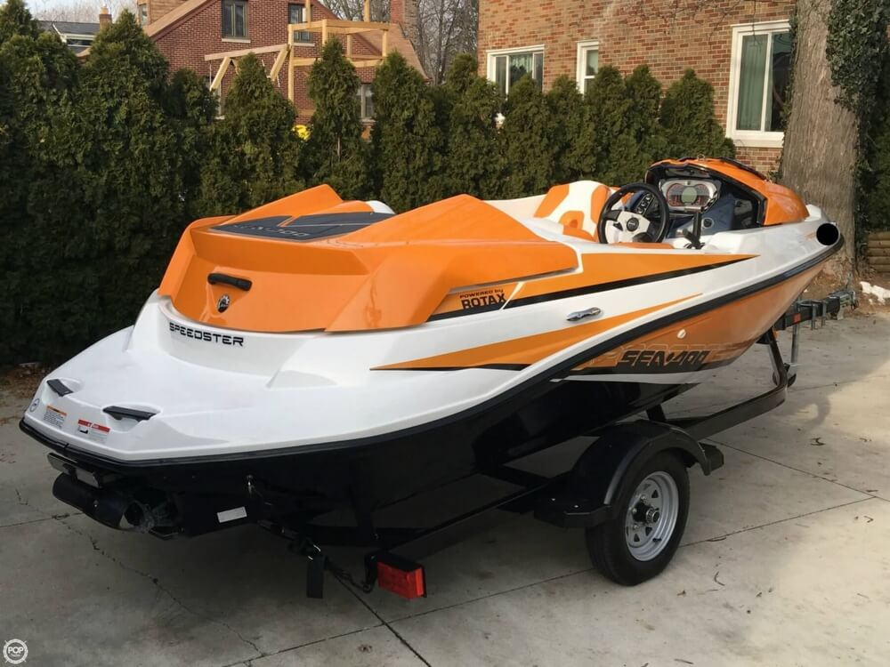 2012 used sea doo 150 speedster jet boat for sale for Jet fishing boats for sale
