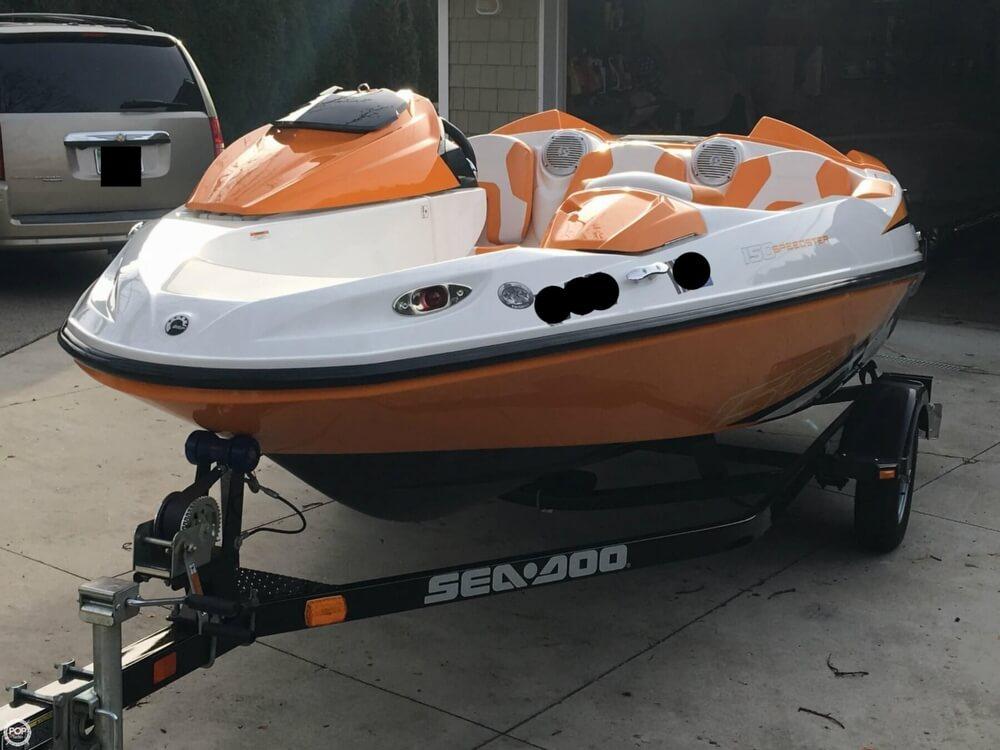 2012 Used Sea Doo 150 Speedster Jet Boat For Sale