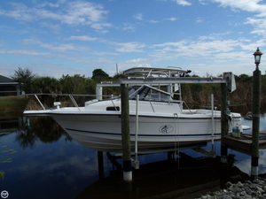 Used Bayliner 2352 Trophy Walkaround Fishing Boat For Sale