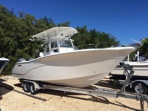 Used Sea Fox 256 CC PRO Center Console Fishing Boat For Sale