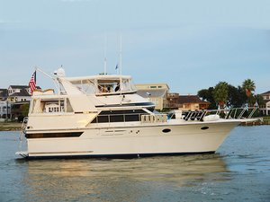 Used Californian Motoryacht Flybridge Boat For Sale