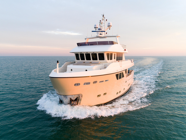 Used Cantiere Delle Marche Darwin Expedition Yacht Motor Yacht For Sale