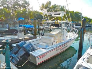Used Boston Whaler Offshore Express 27 Walkaround Fishing Boat For Sale