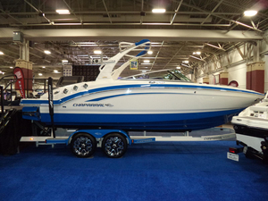 New Chaparral 246 SSi Cruiser Boat For Sale