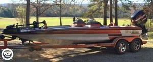 Used Blazer 210 Pro-V Bass Boat For Sale